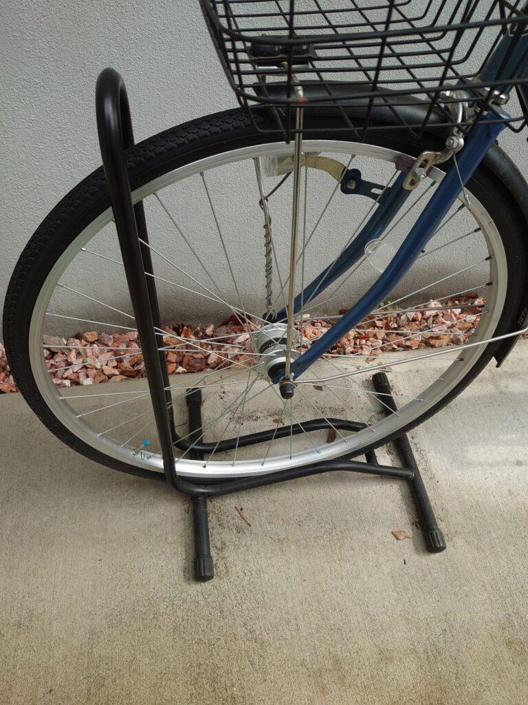 ガレージ・ゼロ L字型自転車スタンドGZMT28