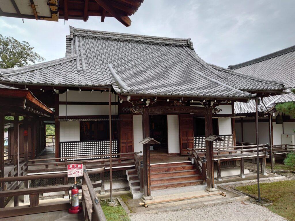 大覚寺 安井堂(御霊殿)
