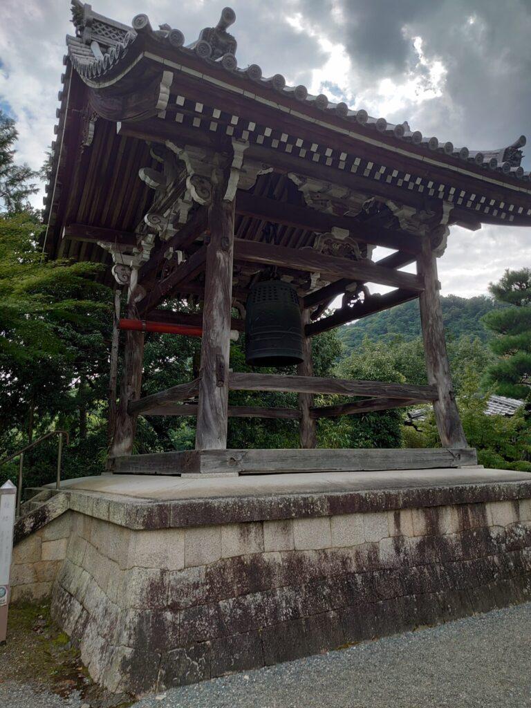 京都 長岡京市 光明寺 梵鐘