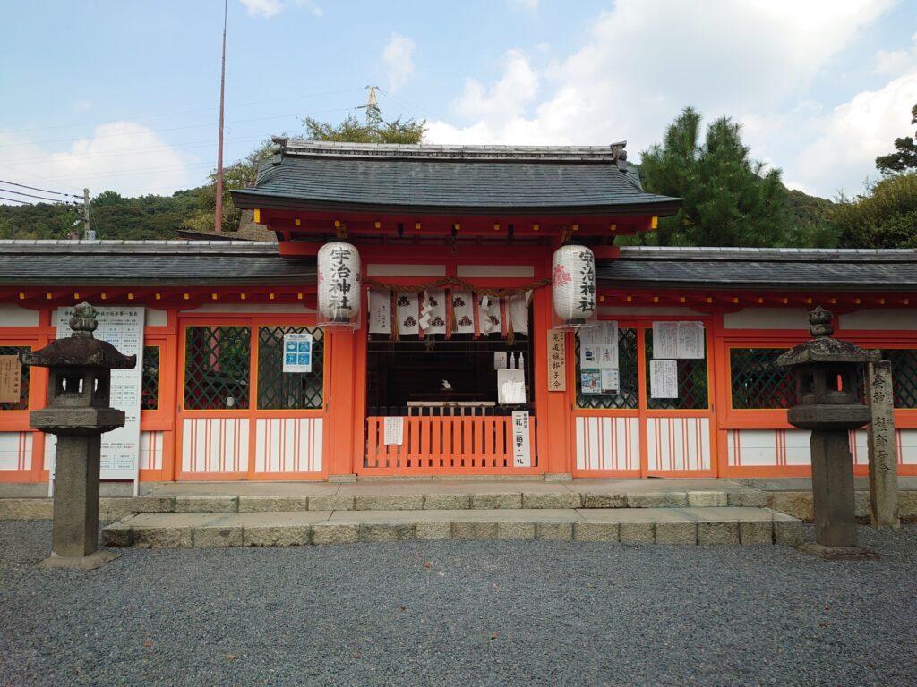 宇治神社 本殿